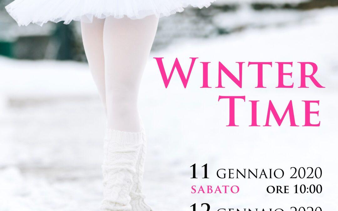 winter time il nuovo spettacolo del Liceo Coreutico a gennaio in teatro
