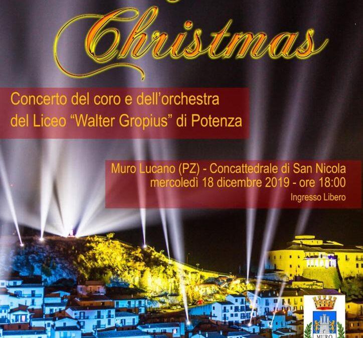Grande attesa per il concerto del coro e dell'orchestra a Muro Lucano del 18 dicembre 2019