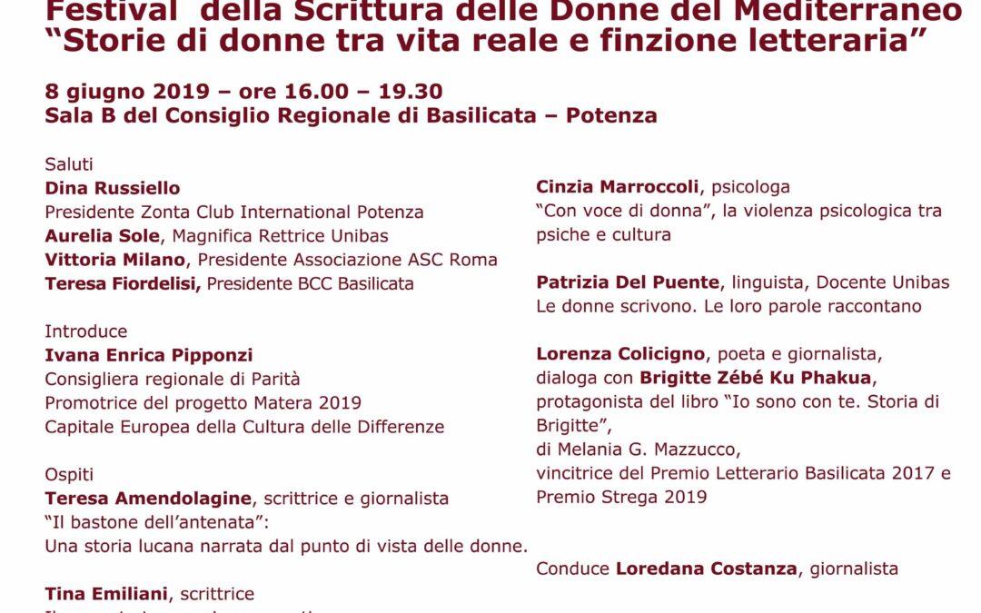"""Il Liceo Gropius al """"Festival della Scrittura delle Donne del Mediterraneo"""""""